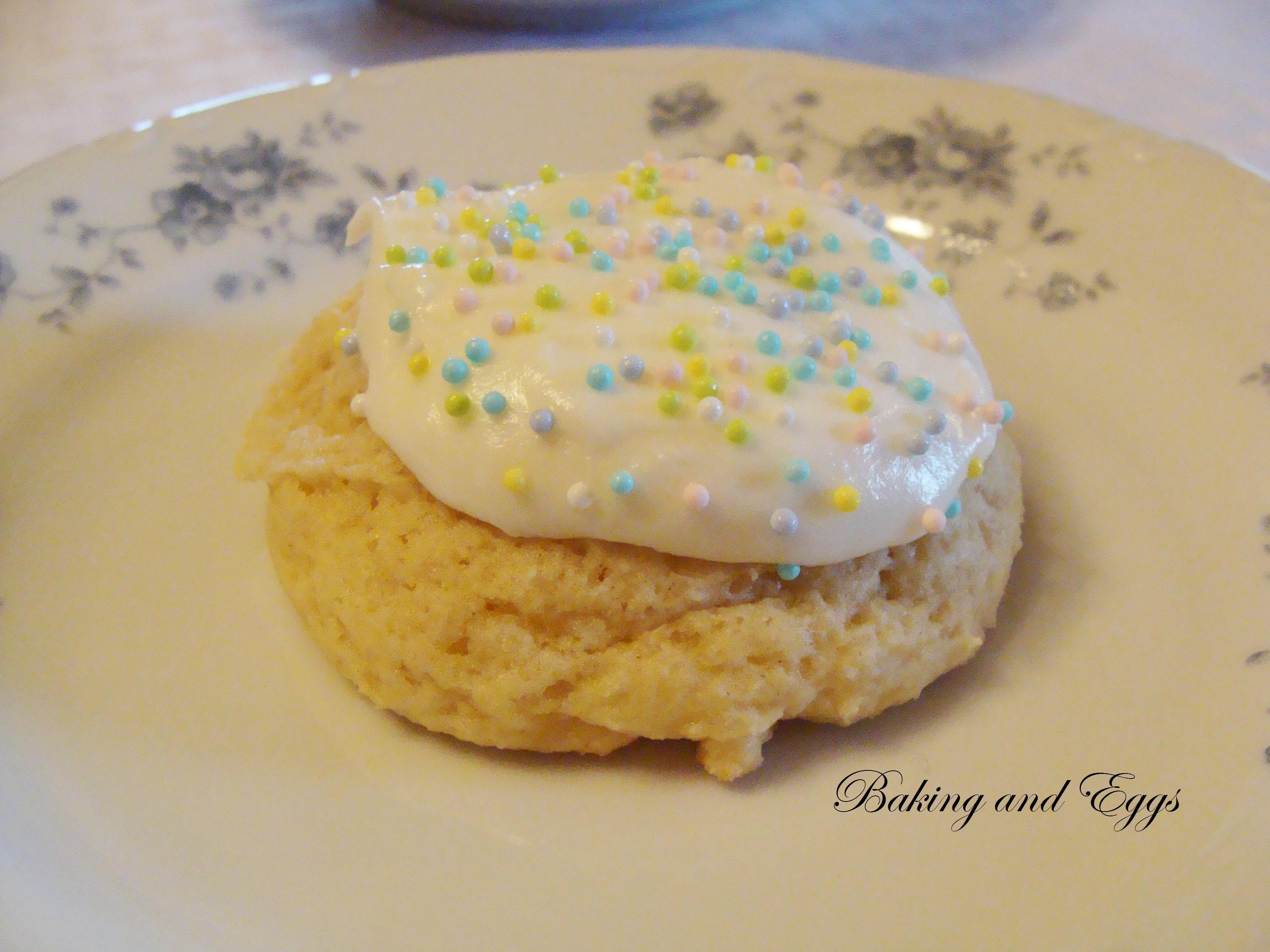 Italian Ricotta Easter Cookies